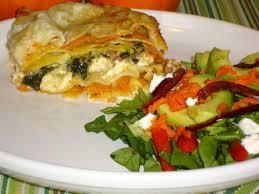Rachael Ray Pumpkin Lasagna by Sausage Taste By Taste