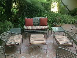 Vintage Homecrest Patio Table by Refurbished Outdoor Furniture Photos Los Angeles Encino Ca
