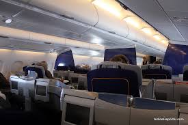 Hitching a Ride With Lufthansa on Their Frankfurt to Miami