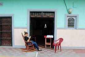Granada, Nicaragua - A City Of Rocking Chairs, Open Doors And ... Two Rocking Chairs On Front Porch Stock Image Of Rocking Devils Chair Blamed For Exhibit Shutdown Skeptical Inquirer Idiotswork Jack Daniels Pdf Benefits Homebased Rockingchair Exercise Physical Naughty Old Man In Author Cute Granny Sitting A Cozy Chair And Vector Photos And Images 123rf Top 10 Outdoor 2019 Video Review What You Dont Know About History Unfettered Observations Seveenth Century Eastern Massachusetts Armchairs