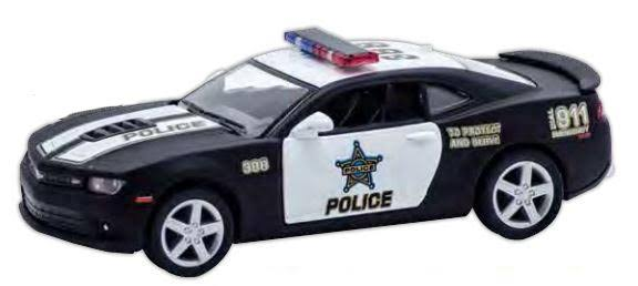 Schylling Police Model Car