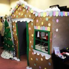 Cubicle Holiday Decorating Themes by Funny Christmas Cubicle Decorating Ideas Rainforest Islands Ferry