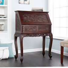 Drop Front Secretary Desk by Drop Front Secretary Desk White Delightful Concept To Drop Front