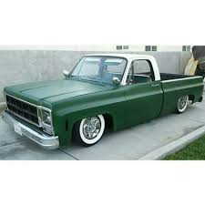 100 75 Chevy Truck Squarebody Chronicles Low N Loud Trucks C10 Chevy