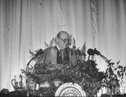Churchills Iron Curtain Speech by Winston Churchill U0027s Iron Curtain Speech The Imaginative Conservative