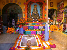 History Of Tainted Halloween Candy by Dia De Los Muertos The Day Of The Dead As Observed Especially In