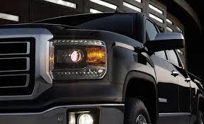gmc trucks terrible headlights