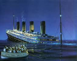 Titanic Sinking Animation Real Time by 100 Years Ago Today Major Archibald D C Resident Boards