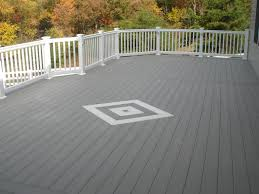 Azek Porch Flooring Sizes by White And Gray Wood Porch Gray White Azek Decking Victorian