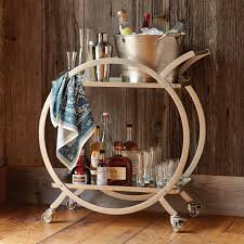 Popular On Pinterest: Our Asher 2-Tier Rolling Bar Cart. Set Up ... This Trolystyle Cart On Brassaccented Casters Is Great As A Fniture Charming Big Lots Kitchen Chairs Cart Review Brown And Tristan Bar Pottery Barn Au Highquality 3d Models For Interior Design Ingreendecor Best 25 Farmhouse Bar Carts Ideas Pinterest Window Coffee Portable Home Have You Seen The New Ken Fulk Stuff At Carrie D Sonoma For Versatile Placement In Your Room Midcentury West Elm 54 Best Bars Carts Images The Jungalow Instagram We Love Good