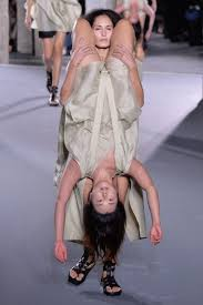 Paris Fashion Weeks WTF Moment The Ridiculous New Trend