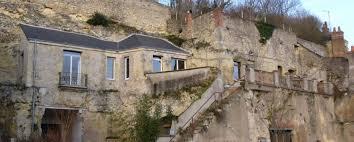 chambre d hote troglodyte tours les maisons troglodytes monument vouvray à visiter et à