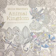 2015 Best Seller Coloring Book For Adult Animal Kingdom Books Adults Chinese Original