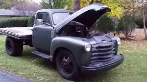 100 1951 Chevy Truck For Sale Chevrolet 4100 W Dump Bed Classic YouTube