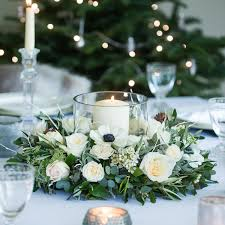 Nordic Table Wreath Photoshoot Pinterest Wedding Centerpieces