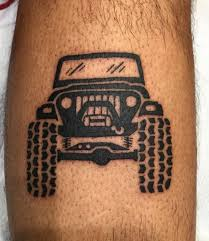 100 Monster Truck Tattoos OLD TOWN TATTOO
