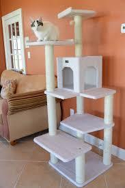 Armarkat Cat Bed by Armarkat Faux Fleece Cat Tree B6802