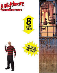 Cheap Scene Setters Halloween by Freddy Krueger Boiler Room Scene Setter Decorations Haunted