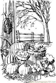 Free Adult Coloring Pages Fall