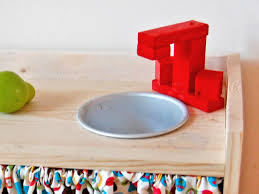 Menards Kitchen Sink Stopper by Easy Kids U0027 Play Kitchen Hgtv
