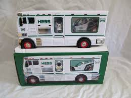 100 Hess Truck Toy Amazoncom 2018 RV With ATV And Motorbike S