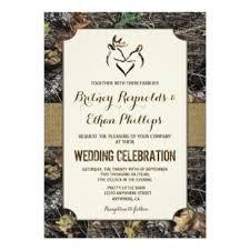 Deer Wedding Invitations