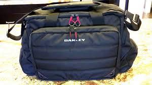 Oakley Bags Kitchen Sink Backpack by Oakley Range Bag Youtube