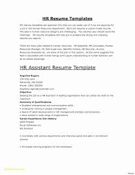 A Sample Resume For Job Best Easy Examples New Basic