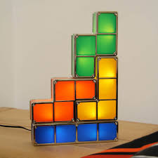 Tetris Stackable Led Desk Light by Tetris Stackable Led Desk Lamp Best Home Furniture Design