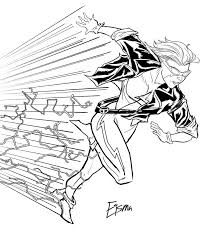 Kid Flash By Supajoe