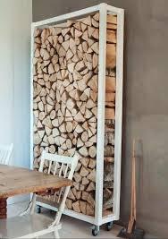 best 25 indoor firewood rack ideas on pinterest firewood