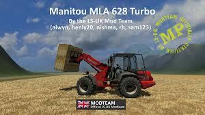 ls uk manitou mla628 turbo mod fs mods at farming simulator uk