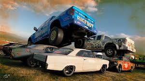 100 Monster Truck Mayhem ICRT Race Photos By DirtyLittleBeach