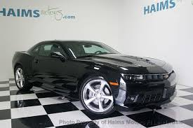2014 Used Chevrolet Camaro 2dr Coupe SS w 2SS at Haims Motors
