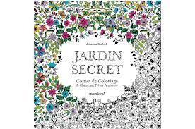 Livre Beauté Santé Forme Marabout ARTTHERAPIE JARDIN SECRET