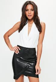 asymmetrical skirts wrap u0026 high low skirts missguided