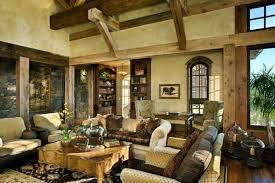 Rustic Decor Ideas Living Room Design For 40