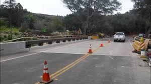 100 Toro Canyon Romero Creek Bridges Reopen On Highway 192 KEYT