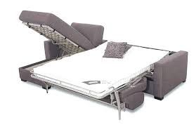 canapé couchage permanent design d intérieur canape convertible couchage permanent lit