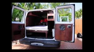 Magic Bus A Cargo Van Conversion