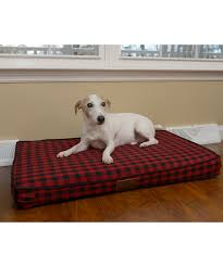 sportsman s memory foam dog bed by woolrich the original outdoor