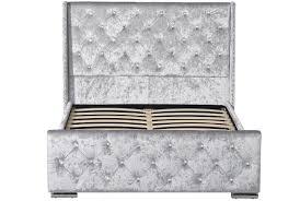 Nsips Help Desk Name Change by 100 Gray Velvet King Headboard Bedroom Gray Velvet