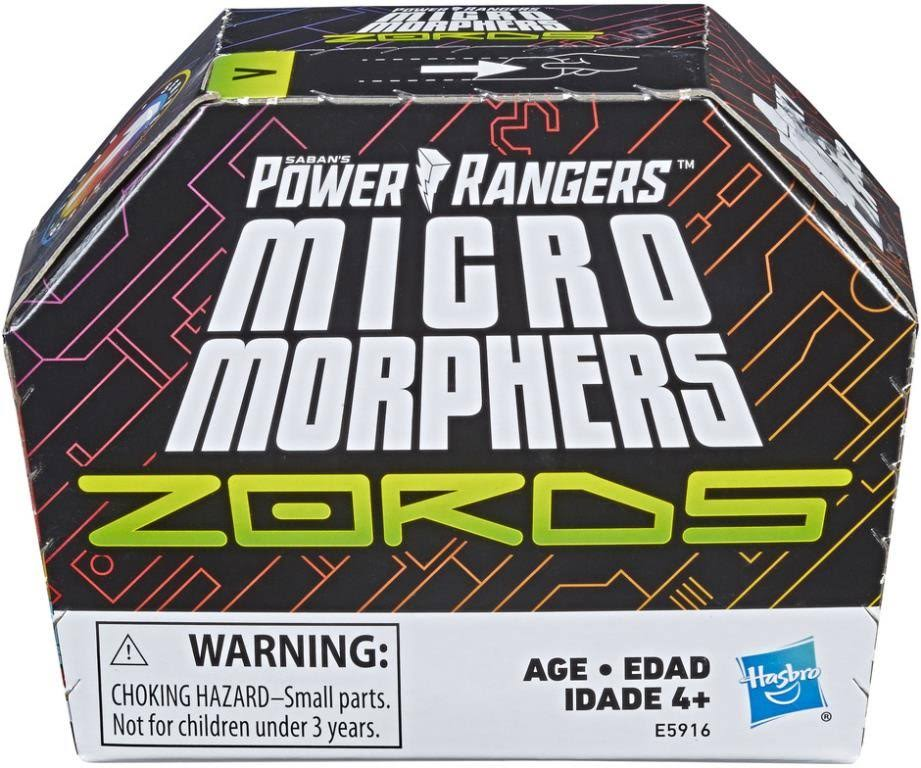 Power Rangers Micro Morphers Series 1 Collectible Figures - Zords