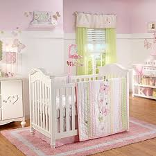 nojo butterfly love crib bedding collection buybuy baby