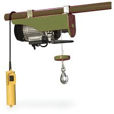 Best Kayak Ceiling Hoist by Top 5 Best Electric Hoists Buying Guide Hoistexpert
