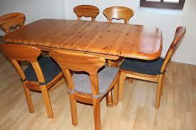 essgruppe tisch und stühle möbel martin kiefer tisch