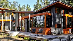 100 Homes Made Of Steel Amazing Houses Corrugated Metal Siding YouTube