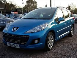 Used Peugeot 207 Sw Estate 1 6 Hdi Active 5dr in Loughborough