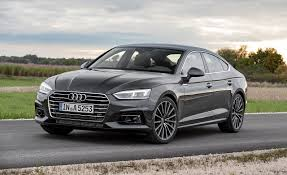 2018 Audi A5 Sportback First Drive – Review – Car and Driver