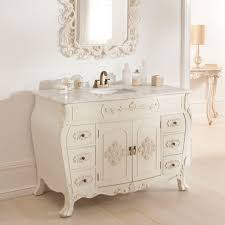 bathroom cabinets antique french shabby chic bathroom cabinet